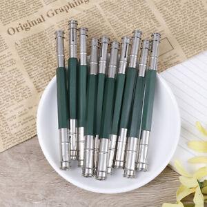 1/10Pcs adjustable dual head pencil extender holder school office art write
