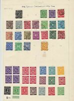 germany 1946 stamps page ref 17565