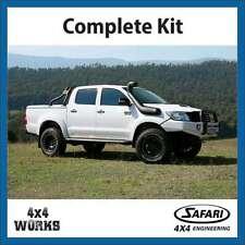 Safari Armax Snorkel Kit for Toyota Hilux 3.0 Diesel 2011-15