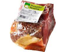 800 gr / 28 oz Portuguese Chunk HAM / PRESUNTO /JAMÓN/PROSCIUTTO Cure 7 months