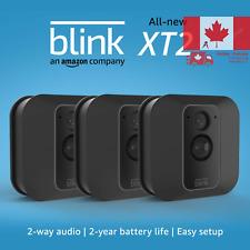 Blink XT2 Outdoor Indoor Smart Security Camera with cloud storage included 2-...