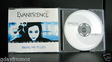 Evanescence - Bring Me To Life 4 Track CD Single Incl Video