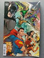JUSTICE LEAGUE #26b (2019 DC Universe Comics) VF/NM Book