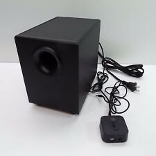 LOGITECH MULTIMEDIA SPEAKERS Z213 (SUBWOOFER ONLY) T63
