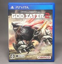 PS Vita God Eater 2 [Japanese Version] Playstation Vita Used Japanese Game PSV