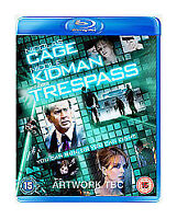 Trespass [Blu-ray], Good, DVD, FREE & FAST Delivery