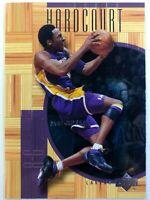 2000-01 Upper Deck Hardcourt Kobe Bryant #26, Los Angeles Lakers, Black Mamba