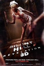 "Silent Hill: Revelation 3D Movie Poster 18"" x 28"" ID:2"
