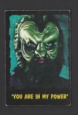 A & B C GUM - OUTER LIMITS - #32 YOU ARE IN MY POWER