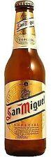 24 Flaschen San Miguel Bier Spanien a 0,33L Spanien Orginal inc. MEHRWEG Pfand