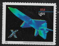 US Scott #4018, Single 2006 Space X $4.05 VF MNH