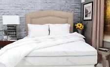 "11"" King Size Gel Memory Foam Mattress with Cool Tencel Cover (Medium Firm) SALE"