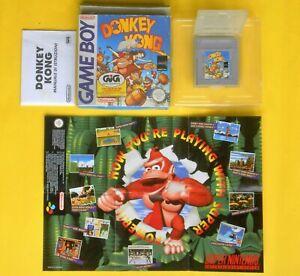 rare donkey kong nintendo game boy made japan DMG QD NOE jeu jeux the game boy f
