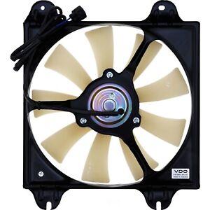 A/C Condenser Fan Assembly VDO FA70852 fits 06-12 Mitsubishi Eclipse