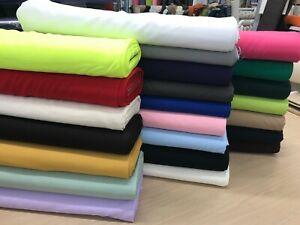 PLAIN SUITING FABRIC 150 CMS WIDE TROUSER,JACKET,DRESS MATERIAL CRAFT CUTAINS