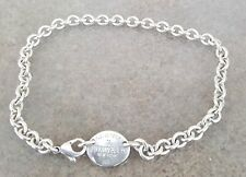 Tiffany & Co Sterling Silver tag necklace