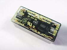 SDS Relais 24V 2xEIN 2xAUS 250V 4A MATSUSHITA S2-24V Gold #10R74#