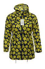 Ladies Rain Mac Coat Fishtail Jacket Kagoul Festival Cagoule Kagool Prints *LICK