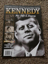 Kennedy His Life & Legacy 50th Anniversary Conspiracy JFK History NEW Jackie