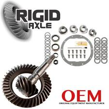 "OEM 3.73 Ring Pinion Gear Set Package w/ Master Bearing Kit - GM 8.5"" 10 Bolt"