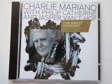 CHARLIE MARIANO/PHILIP CATHERINE/FA Cour <> great concert <> VG + (CD)