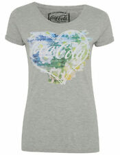 George Crew Neck Graphic T-Shirts for Women