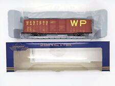 HO Western Pacific 60' PS Auto Box Car #3702 - Athearn Genesis #ATHG76367 vmf121