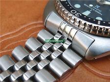 Solid Steel Replacement Jubilee Bracelet Double Lock Buckle For SRP775 Turtle