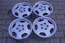 Mercedes W201 W124 Satz Alufelgen Felgen Melber 7x15 ET37 KBA 43562 AMG-Optik