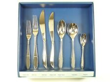 "WEDGWOOD Cutlery - ""LUNAR"" Design - 7 Piece Set"