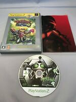 PS2  Sony PlayStation 2 Ratchet and Clank 4JAPAN JP GAME