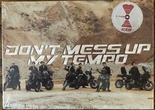 DON'T MESS UP MY TEMPO by EXO The 5th Album [Moderato Ver.] Brand New Sealed