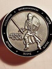ARMOR OF GOD COIN [cc-1760]