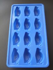 Silicone Penguin Chocolate Mould-Ice Cube Tray,Sweets,Soap,Wax,butter etc