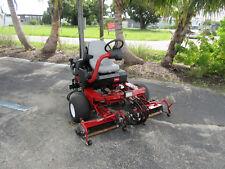Toro 3250D Greensmaster Greens & Tee Reel Mower w/ Baskets Diesel Greens Mower
