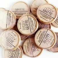 Rimmel London Stay Matte Long Lasting Pressed Face Powder Lasts up to 9 Hours
