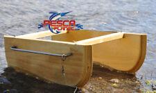 20553 Barchino Divergente Scannetto legno inox pesca Spigole serra leccia s PP