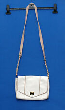 ~CREAM & BEIGE SHOULDER BAG~