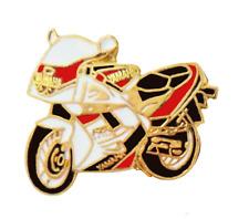 Yamaha FZ750 Motorcycle Pin Badge