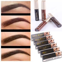 7 Days Eyebrow Tint Tattoo Enhancers Pen Liner Long Lasting Waterproof Makeup