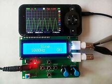 DDS Function Signal Generator Sine Square Triangle Sawtooth Wave Low Frequency