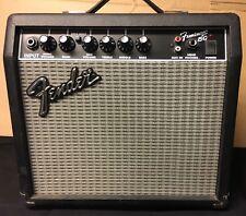 Fender Frontman 15G Electric Guitar Amp Instrument Amplifier