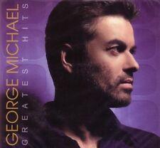 2 CD - GEORGE MICHAEL - Greatest Hits 2 CD SET  - brand new