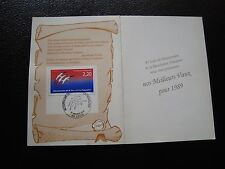 FRANCE - document 1/1/1989 (cy97) french