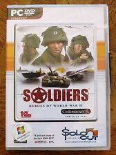 Nouveau Soldiers: Heroes of World War II (PC DVD-ROM)