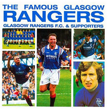 ***THE FAMOUS GLASGOW RANGERS***    ***LOYALIST/ULSTER/RANGERS CD***