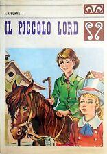 GIOVANI CAPOLAVORI N.28 IL PICCOLO LORD BURNETT MALIPIERO 1971