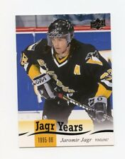 18/19 UPPER DECK JAROMIR JAGR YEARS #JJ-6 PENGUINS 95-96 *59227
