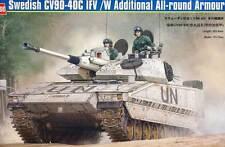 Hobby Boss Suède CV90-40C IFV/W Réservoir De suède UN 1:35 modèle-kit suédois