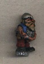 Warhammer Dwarf Up The Wall Crew Armitage Limited Edition Figure